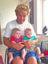 Papa, Dylan &Naomi